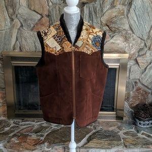 Unique Vintage Vest